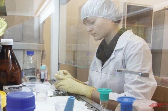В Сибири несколько организаций занимаются разработками медпрепаратов.