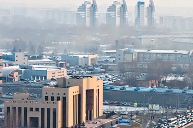 За шесть лет воздух в городе должен очиститься.