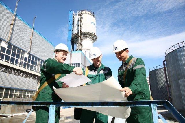 В связи с конъюнктурой рынка часть мощностей «ВМУ» переориентировали на выпуск фосфорных удобрений вместо сложных.