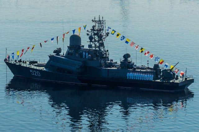 Боевые корабли Северного флота будут открыты для гостей