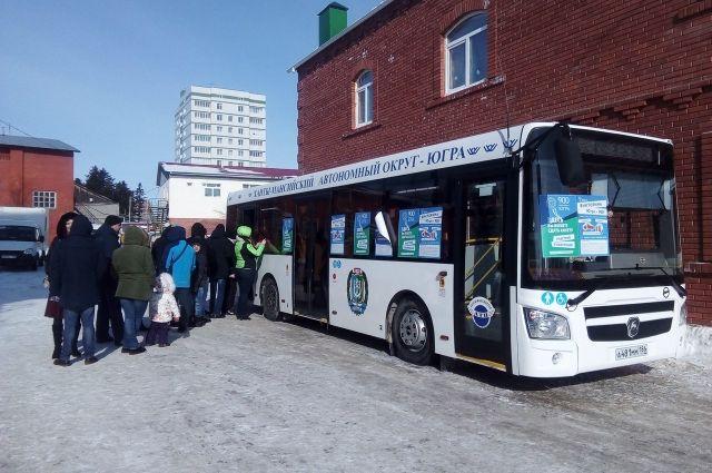 Для удобства жителей города будут организованы дополнительные автобусные маршруты до остановочного пункта гостиница «Юрибей».