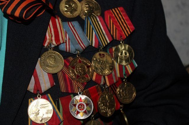 По состоянию на 1 апреля 2018 года на учёте в органах социальной защиты населения автономного округа состояло 548 ветеранов Великой Отечественной войны.