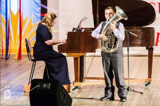 Юный сибиряк покорил жюри международного конкурса.