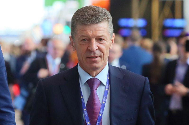 Кандидатуру Дмитрия Козака он выдвинул на пост вице-премьера по вопросам промышленности и энергетики.