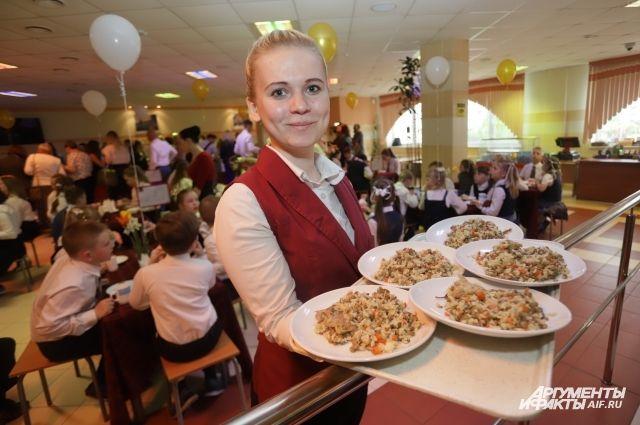 Новые обеды понравились не всем школьникам.
