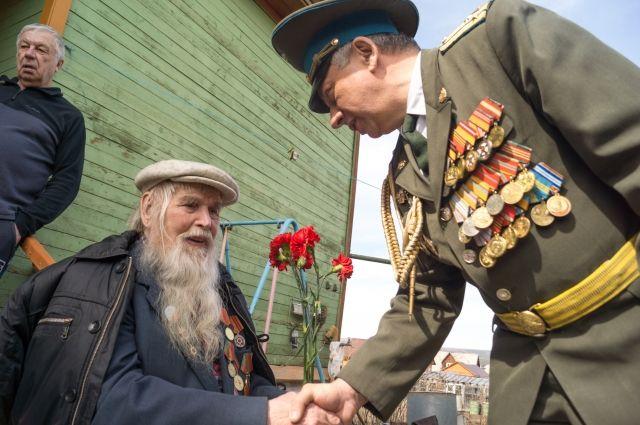На севере края живёт личный помощник Сталина и зенитчик, сбивший семь немецких самолётов.