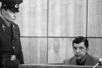 Бывший первый замминистра внутренних дел СССР Юрий Чурбанов на скамье подсудимых, 1988 г.