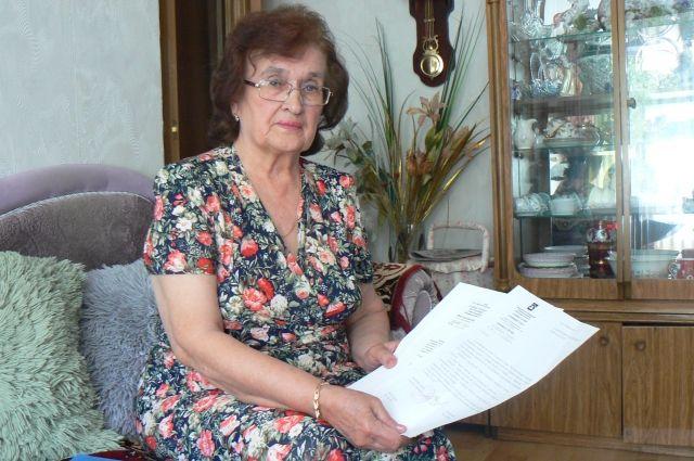 Антонине Забалуевой 80 лет, но на вид ей не дашь и 60.