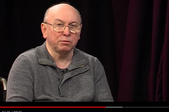 Скончался прошлый начальник группы «Машина времени» Владимир Сапунов