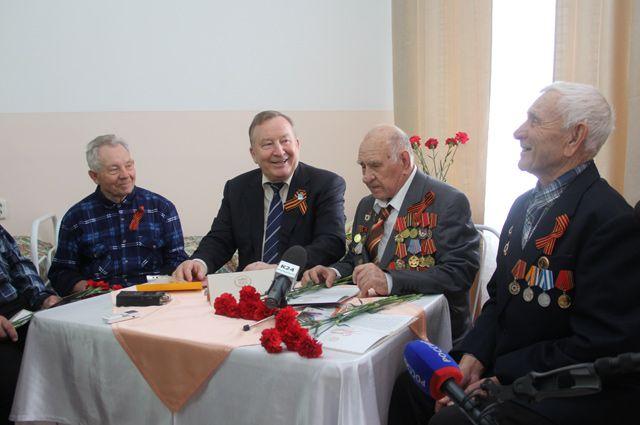 Трепетное отношение. Глава Алтайского края озвучил меры поддержки ветеранов