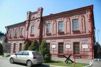 Музей воинской славы омичей располагается в штабе легендарной сибирской стрелковой дивизии.