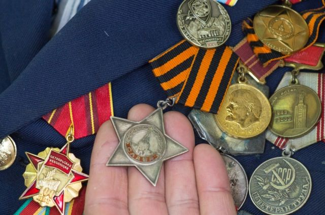 Уроки мужества и патриотизма – герои Земли тюменской.