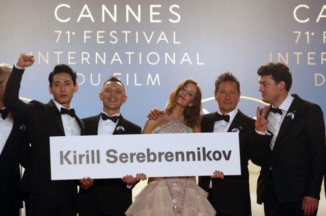Фильм Серебренникова вКаннах встретили овациями