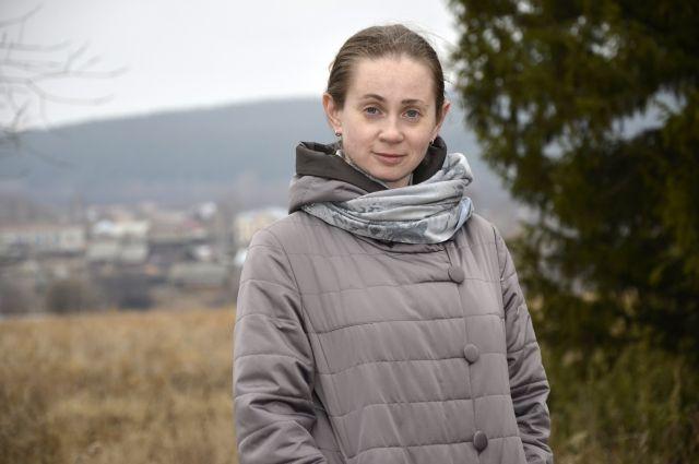 Ирина Чернега, руководитель социокультурного проекта «Трогонтериевый слон и все, все, все!»