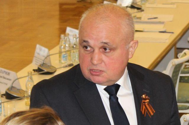 Сергей Цивилев заявил о своем участии в выборах губернатора Кузбасса.