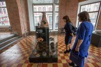 В музее можно погрузиться в далёкие глубины истории края.