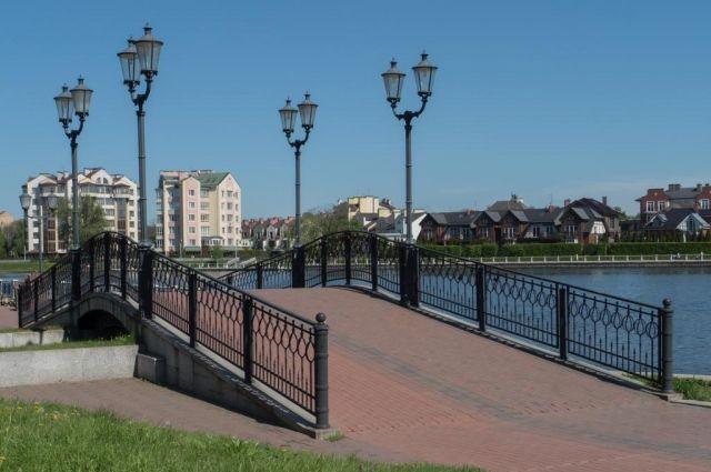 Калининградцам предлагают выбрать названия для пяти мостов.