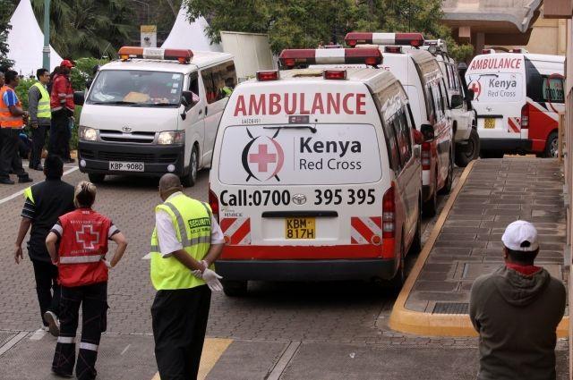 При прорыве плотины в Кении погибли минимум 20 человек – СМИ
