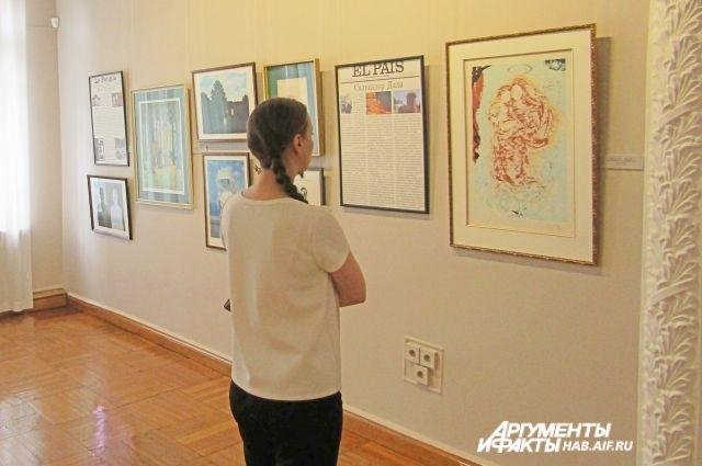 Все литографии, представленные на выставке, выпущены при жизни художников, а значит, имеют статус оригиналов.