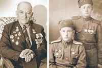Владимир Иосифович в последние годы жизни. Тогда взрослели рано: в 20 лет - и комроты.