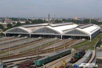 Из-за ремонта на Южном вокзале часть пригородных поездов меняет маршрут.
