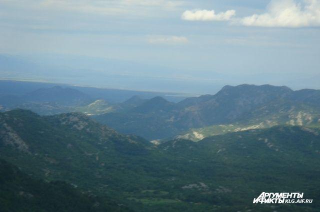 Туристка из России погибла в Черногории