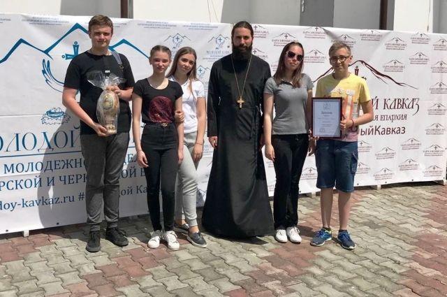 Православный квест провела Пятигорская епархия