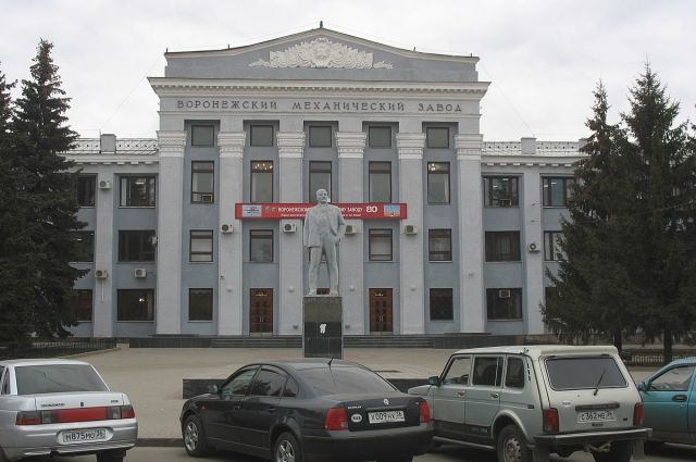 Начальник Воронежского мехзавода уходит, проработав только год