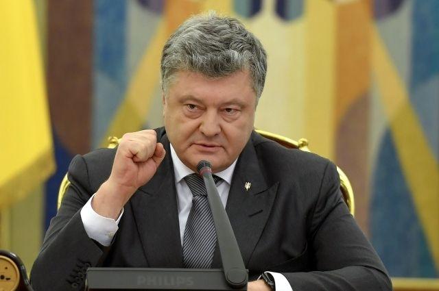 Порошенко, Меркель и Макрон обсудили реализацию Минских соглашений