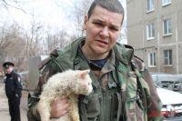 Семён Филипповский спасает бездомных животных уже больше года.