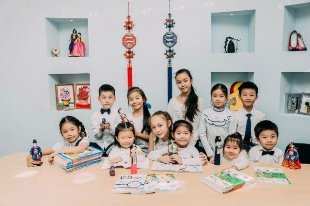 Потомки первых корё-сарам обучаются в Корейском культурном центре Ростова-на-Дону.