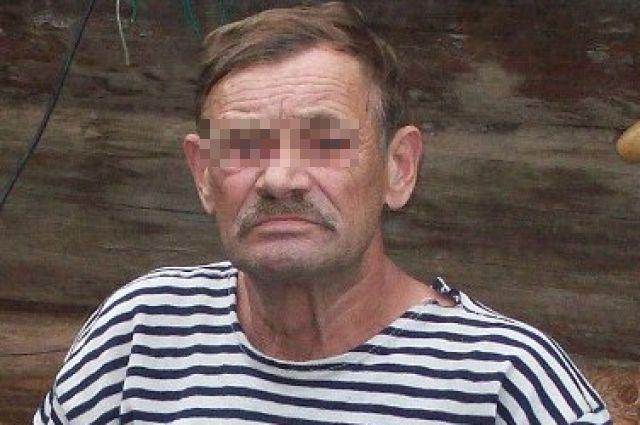 У пропавшего мужчины не было с собой сотового телефона.