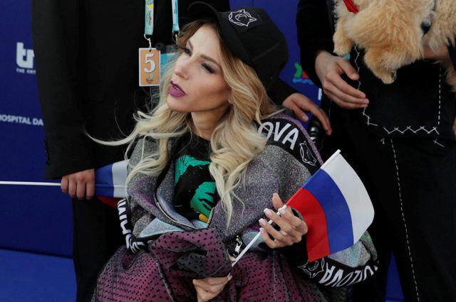 «Ты молодец». Пользователи оценили выступление Самойловой на «Евровидении»