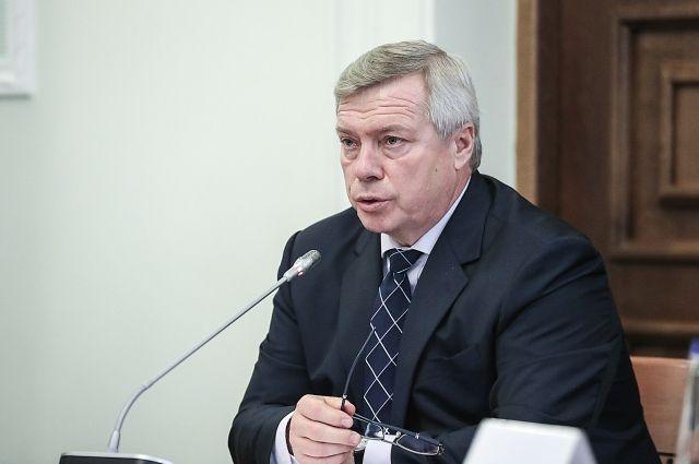 В прошлом 2017г губернатор Ростовской области заработал 6,3 млн руб.