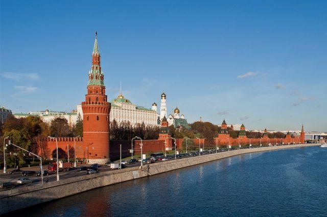 Московский Кремль с15мая будет работать дольше