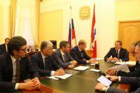 Руководство региона поддерживает начинания энергетиков.