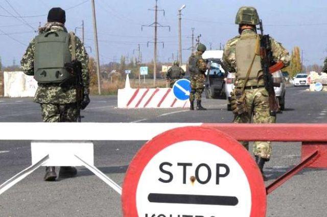 КПВВ «Марьинка» временно не пропускает граждан: объявлен режим «красный»