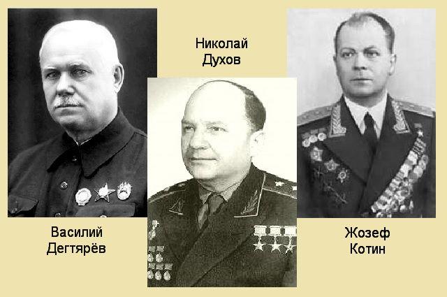 Конструкторы оружия, именами которых названы улицы в Челябинске.