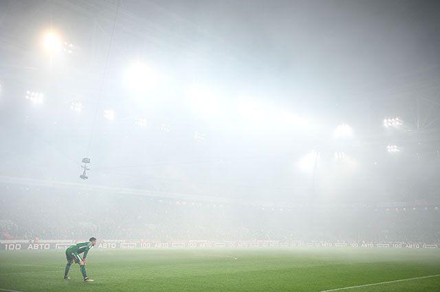 Матч «Енисей»— «Анжи»: красноярский футбольный клуб получил шанс выйти впремьер-лигу