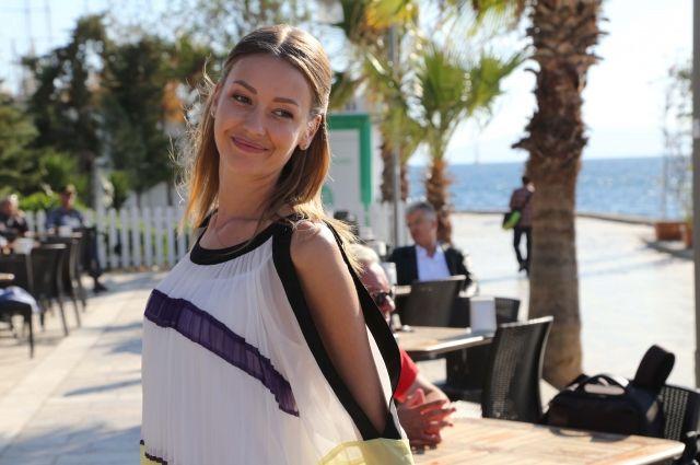 Евгения Лоза успела побывать в самых красивых местах Турции.