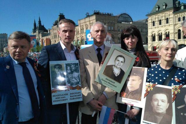 В Москву хабаровчане приехали по личному приглашению Василия Ланового