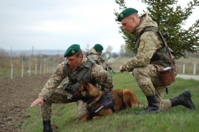 Украина усиливает контроль границы со странами Евросоюза