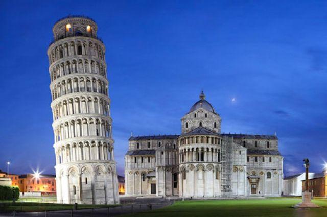 Ученые установили причину, почему Пизанская башня не падает