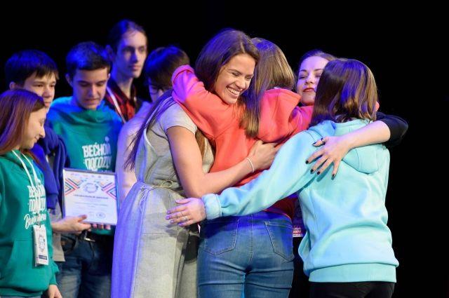 Делегация Приморского края отправилась нафестиваль «Российская студенческая весна»