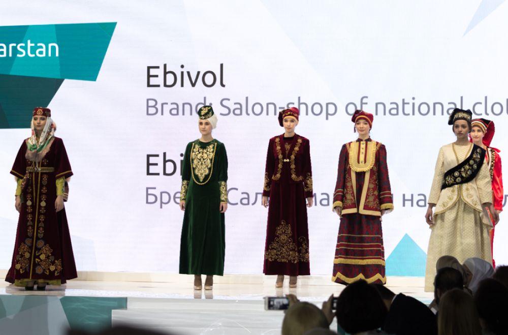 Национальная мусуманская мода от российских дизайнеров.