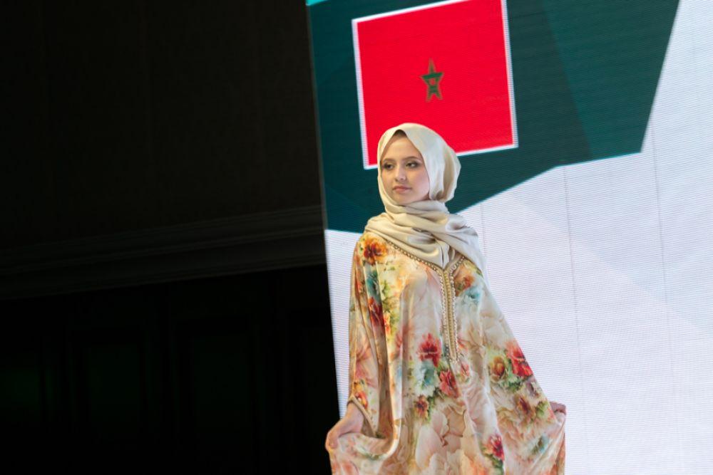 Мода по-мароккански.