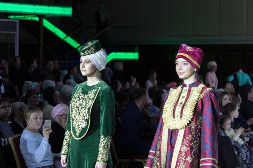 Татарстанские дизайнеры предлагают вернуться к своим корням.