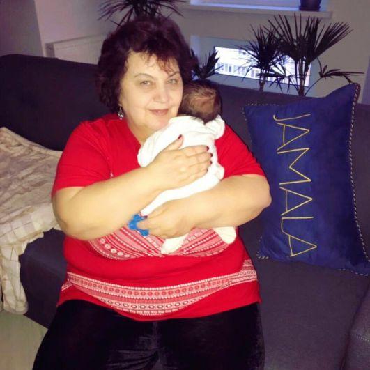 Джамала показала свою мамочку с внуком и поздравила самых любимых в этот день.