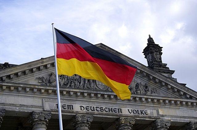 Вукраинскую столицу свизитом прибыл министр экономики Германии