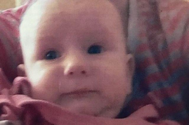 Разыскивается трехмесячный ребенок, которого потеряла молодая мать попути в столицу Российской Федерации